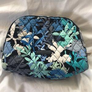 Vera Bradley Large Zip Cosmetic Bag
